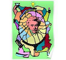 Soren Kierkegaard Poster