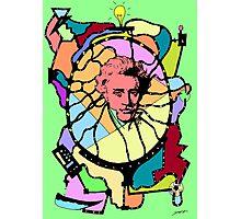 Soren Kierkegaard Photographic Print
