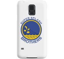 Super Splash Brothers Samsung Galaxy Case/Skin