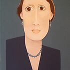 Virginia Woolf. by Wendy Taylor.