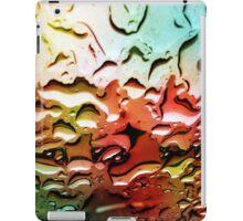 water on a moonroof-ipad iPad Case/Skin