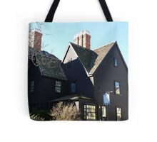 The House of Seven Gables Tote Bag