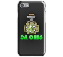 Da Orbs iPhone iPhone Case/Skin