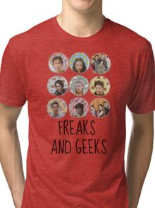 Freaks and Geeks Tri-blend T-Shirt
