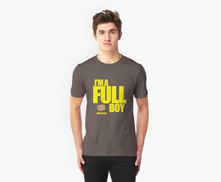 I'M A FULL BOY! by Nicholas Fontaine