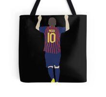 Lionel Messi Minimalist design Tote Bag