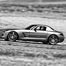 Mercedes SLS in Action by Kurt Golgart