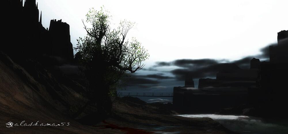 Druids Place. by alaskaman53