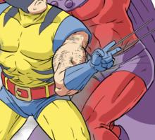 Mutant Selfie Sticker