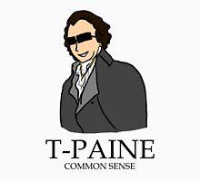 T-Paine & Common Sense Mens V-Neck T-Shirt