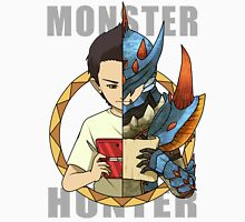 Hunter's Life (Lagiacrus X) (CG3DS) Unisex T-Shirt