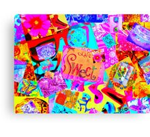 Life is Sweet! Canvas Print