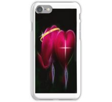 ¸¸.♥➷♥•*¨2 HEARTS-MY MOMS LUV WHO GAVE ME LIFE-MYLOVE-& FAITH IN HER- IPHONE CASE¸¸.♥➷♥•*¨ iPhone Case/Skin
