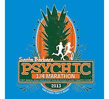 Psychic 1/4 Marathon Photographic Print