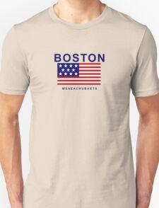 Boston Msaeachubaets T-Shirt