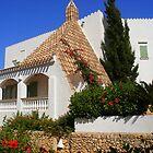 A House In Cala Galdana by Fara