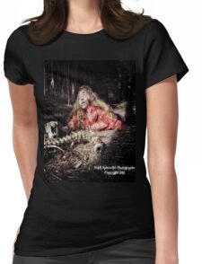 to be, or not to be Womens Fitted T-Shirt
