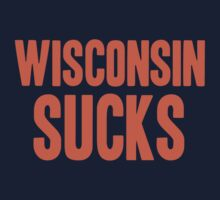 Chicago Bears - Wisconsin sucks by MOHAWK99