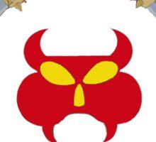 M.A.D. U Sticker