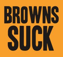 Cincinnati Bengals - Browns suck by MOHAWK99