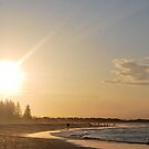 Byron Sunset by Emily McAuliffe
