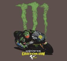 Cal Crutchlow - Monster by SKELEPUG