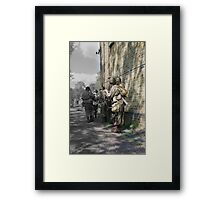Journey into the Past Framed Print