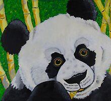 Panda Bear by DMBell