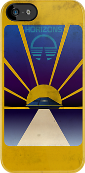 Vintage Horizons Poster by wizardvictor