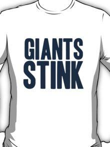 Dallas Cowboys - Giants Stink - blue T-Shirt