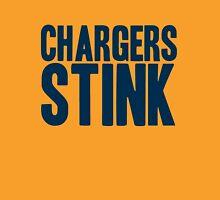 Denver Broncos - Chargers Stink - Blue Unisex T-Shirt