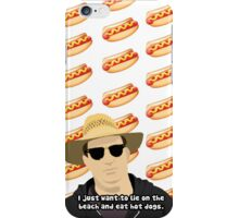Kevin - with Background and Text iPhone Case/Skin