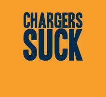 Denver Broncos - Chargers Suck - blue Unisex T-Shirt