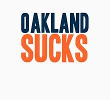 Denver Broncos - Oakland sucks - mix Unisex T-Shirt