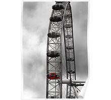 VIP @ London Eye  Poster