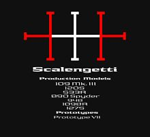 Scalengetti (With Models) Unisex T-Shirt