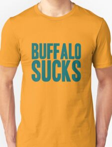 Miami Dolphins - Buffalo sucks T-Shirt