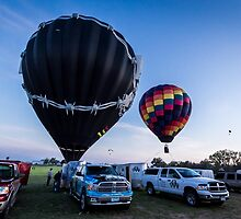 Hot Air Balloons by Jay Stockhaus