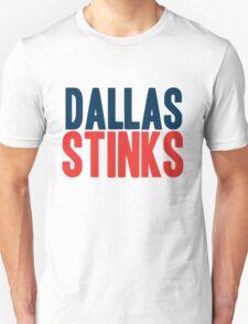 New York Giants - Dallas stinks -  T-Shirt