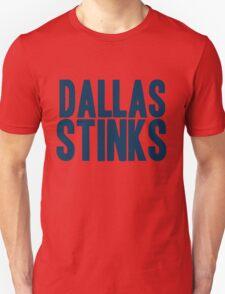 New York Giants - Dallas stinks - blue T-Shirt