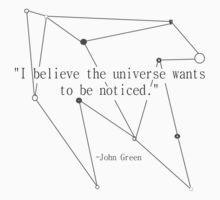 The Universe by AlaJonea