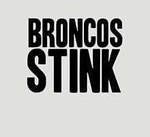 Oakland Raiders - Broncos stink - black Unisex T-Shirt