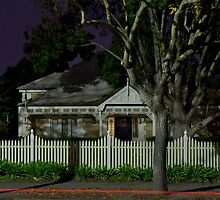 Picket Fence by sedge808