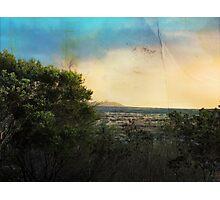 Dusk in Waikoloa #2 Photographic Print