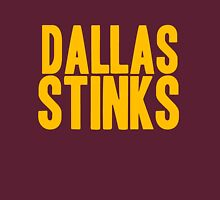 Washington Redskins - Dallas stinks - gold Unisex T-Shirt