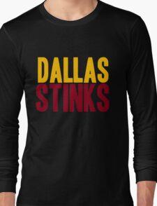 Washington Redskins - Dallas stinks - mix Long Sleeve T-Shirt