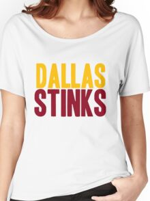 Washington Redskins - Dallas stinks - mix Women's Relaxed Fit T-Shirt