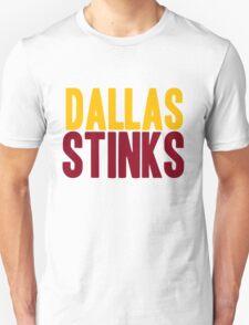 Washington Redskins - Dallas stinks - mix Unisex T-Shirt