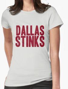 Washington Redskins - Dallas stinks - red Womens T-Shirt