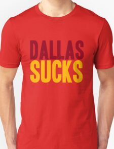 Washington Redskins - Dallas sucks - mix T-Shirt